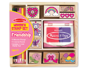 Stamps set friendship package